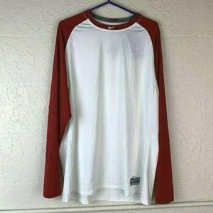 Nike Pro Combat Shirt Mens XXL Dri Fit Athletic
